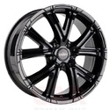 OXIGIN 15 VTWO BLACK 5X100 ET35 HB63.4